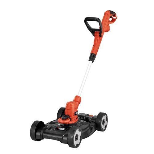 BLACK+DECKER 3-in-1 Trimmer/Edger and Mower