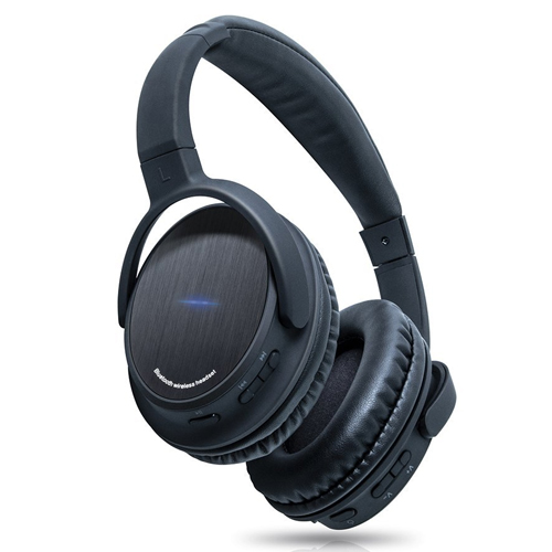 Wireless Bluetooth Photive Built-in Mic Headphones