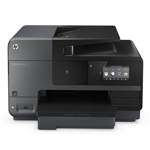 HP OfficeJet Pro 8620 All-in-One Color Photo Printer with Wireless & Mobile Printing, Instant Ink ready. (A7F65A)