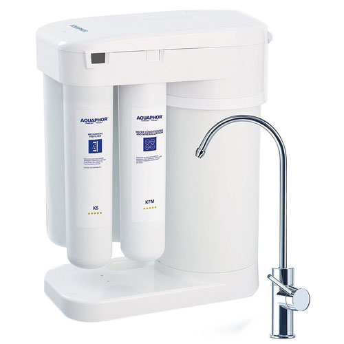 Aquaphor Water Filters RO-101 Reverse Osmosis Water Filtration System