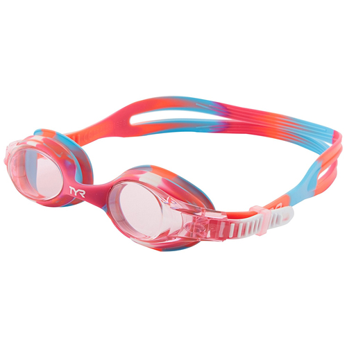 TYR Youth Tie Dye Swimple Goggles