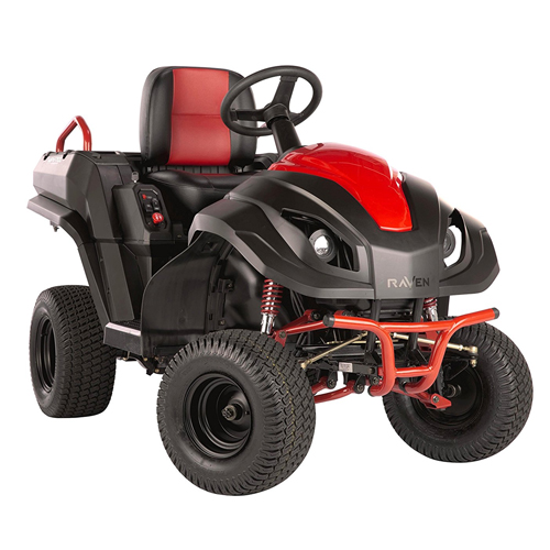Raven MPV7100 Hybrid Riding Lawnmower Power Generator