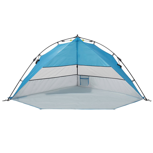 Lightspeed Outdoors Mini Pop Up Beach Tent Sun Shade In Blue