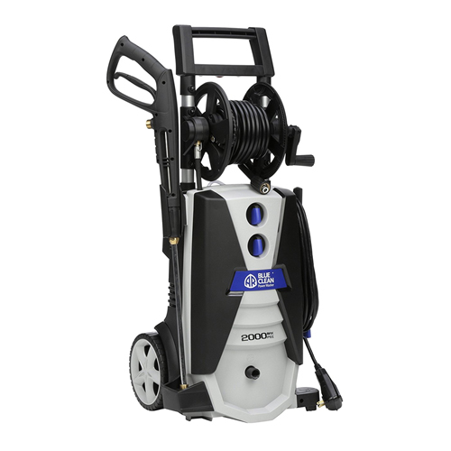 Pressure Washer with Spray Gun