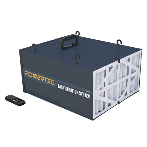 POWERTEC Air Filtration System