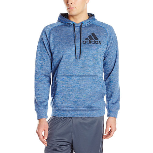 The Adidas Performance Men's Team Issue Pullover Hoodie