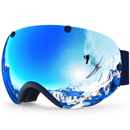 Zionor Lagopus Goggles with Detachable Lens