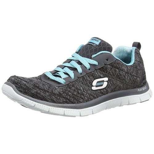 Sport Women's Pretty Please Flex Appeal Fashion Sneaker (Skechers)