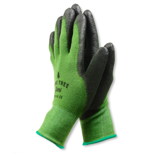 Pine Tree Tools Bamboo Work and Gardening Gloves for Women and Men