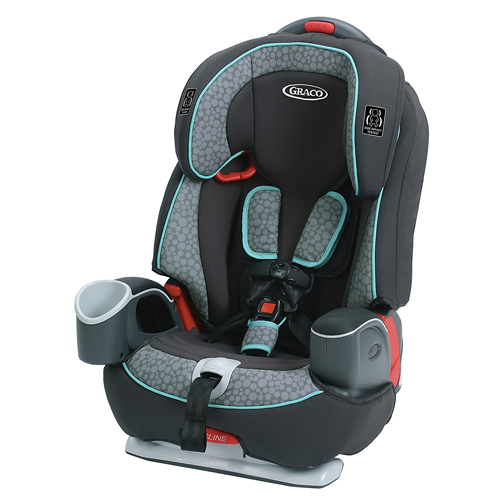 Graco Nautilus 65 3-in-1 Harness Booster Convertible Car Seat, Sully