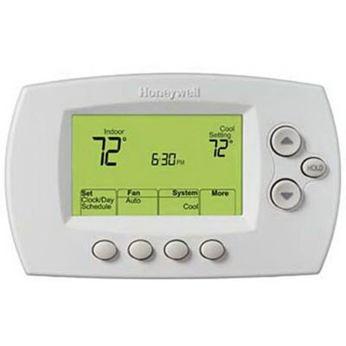 """Honeywell Wi-Fi 7-Day Programmable Thermostat (RTH6580WF), works with Amazon Alexa, """"Requires C Wire"""""""