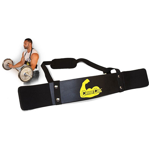 Cannon Curl - Arm and Bicep Support / Arm Blaster