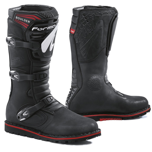 Forma Boulder Trials Off-road Motorcycle Boots