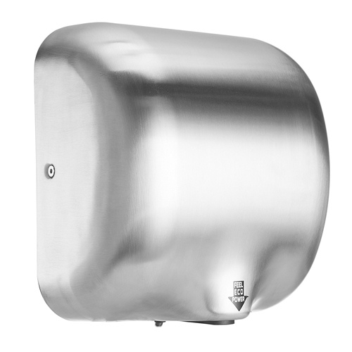 Hand Dryer Stainless Steel 1800w