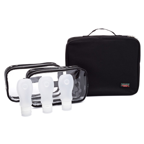 The Hanging Bag, Lightweight, Holds Tons, Folds Flat with Easy In/Out Clear Bags & Bottles