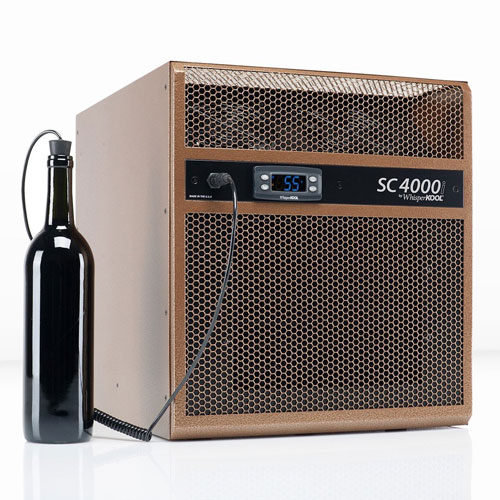 WhisperKOOL SC 4000i Wine Cellar Cooling Unit (up to 1000 cu ft.)