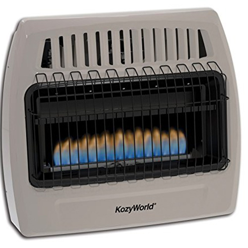Kozy World KWP376 Propane (LP)Ambient Space Heater