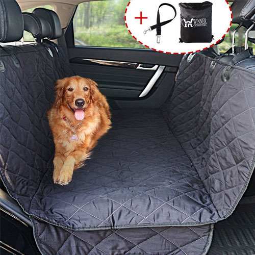 Winner Outfitters Dog Car Seat Covers, Dog Seat Cover Pet Seat Cover