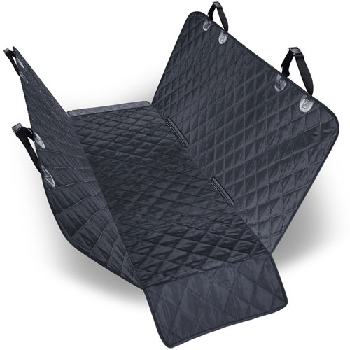 URPOWER 100% Waterproof Dog Car Seat Covers Car Cover for Dogs Pet Seat Cover