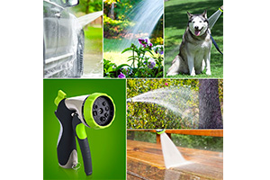 Top 10 Best Garden Hose Nozzles in 2018 Reviews