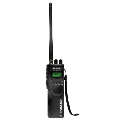 Cobra 29 LX 40-Channel CB Radio with Instant Access 10 NOAA Weather Stations Radio
