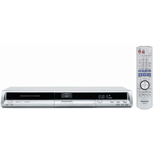 Panasonic DMR-ES25S DVD Recorder with DV Input with HDMI and SD Card Slot