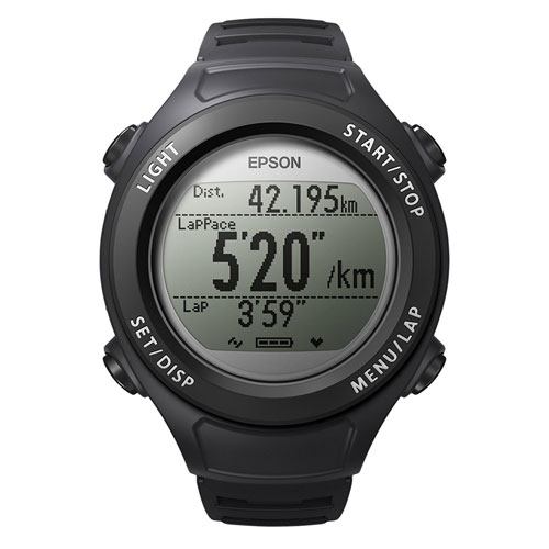 Epson Runsense SF-110 GPS Watch with Activity Tracking