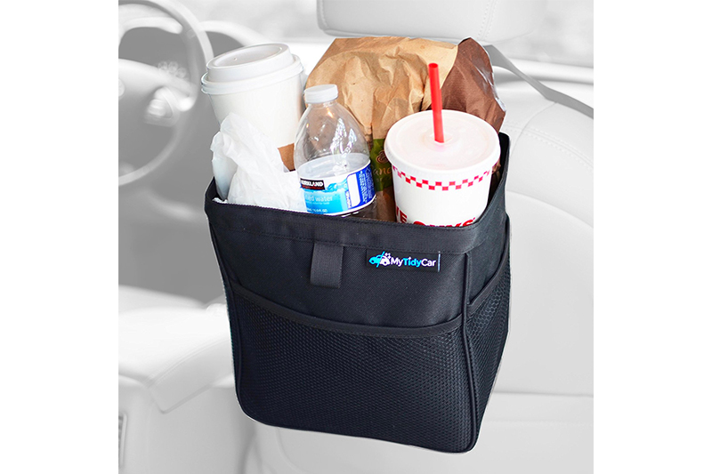 Leak Proof Litter Car Trash Can