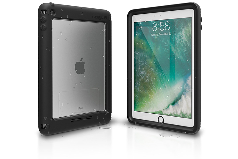 Catalyst iPad 2017 case [Smart Waterproof Shockproof] iPad 9.7 inch Protective Case [Compatible with New iPad 6th generation]