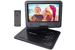 The Best Portable DVD Players for Cars of 2019 Review