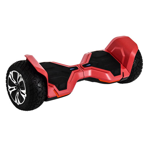 "BornTech UL2272 Certified All Terrain 8.5"" Wheels Off Road HoverBoard Electric Scooter"