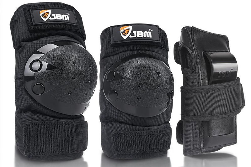 Top 10 Best Skateboarding Knee Pads of 2019 Review