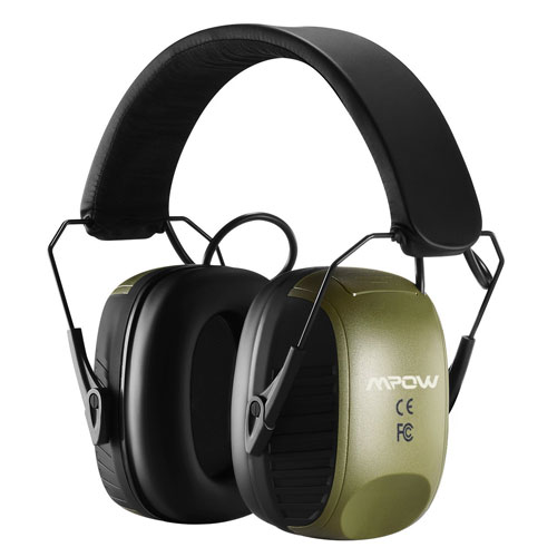 Mpow Shooting Ear Protection Safety Ear Muffs Electronic Shooting Earmuffs