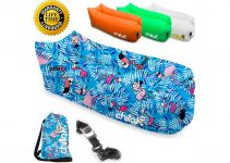 Top 10 Best Inflatable Air Lounger in 2018 Reviews