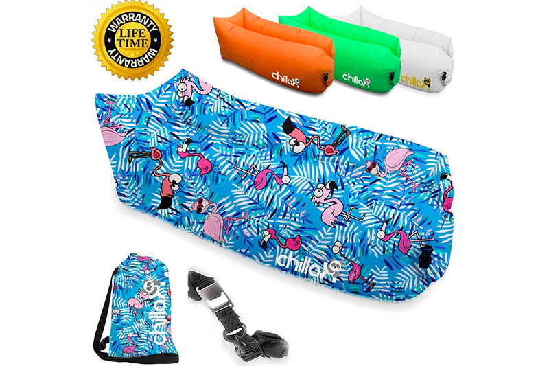 Top 10 Best Inflatable Air Lounger of 2018 Review