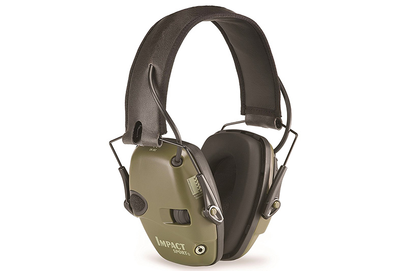 Top 10 Best Electric Earmuffs for Shooting of 2018 Review