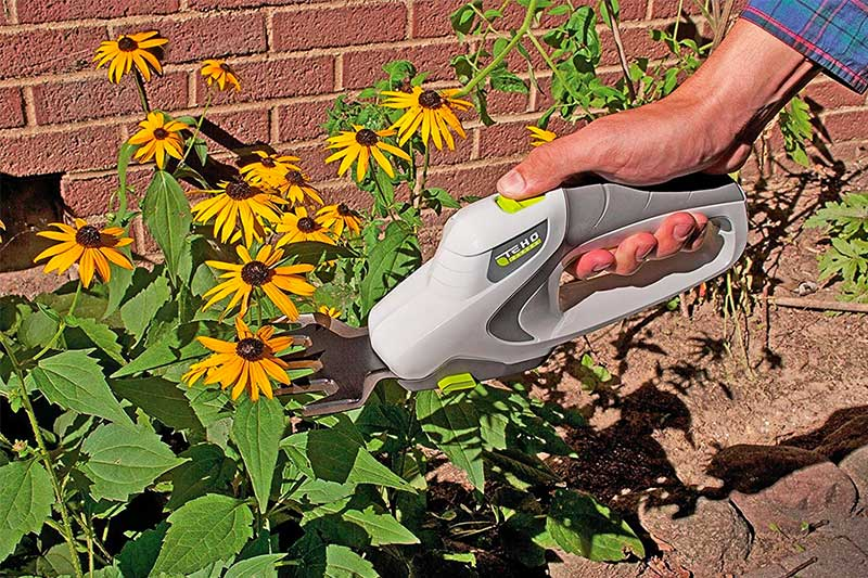 Top 10 Best Electric Pruning Shears of 2018 Review
