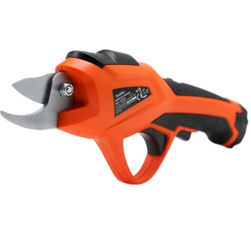 HomeYoo Rechargeable Electric Pruning Shear, 3.6V Li-ion Battery Tree Branches Cutter
